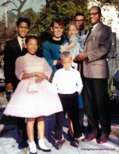 Thanksgiving Day: Berkeley 1964, family photo